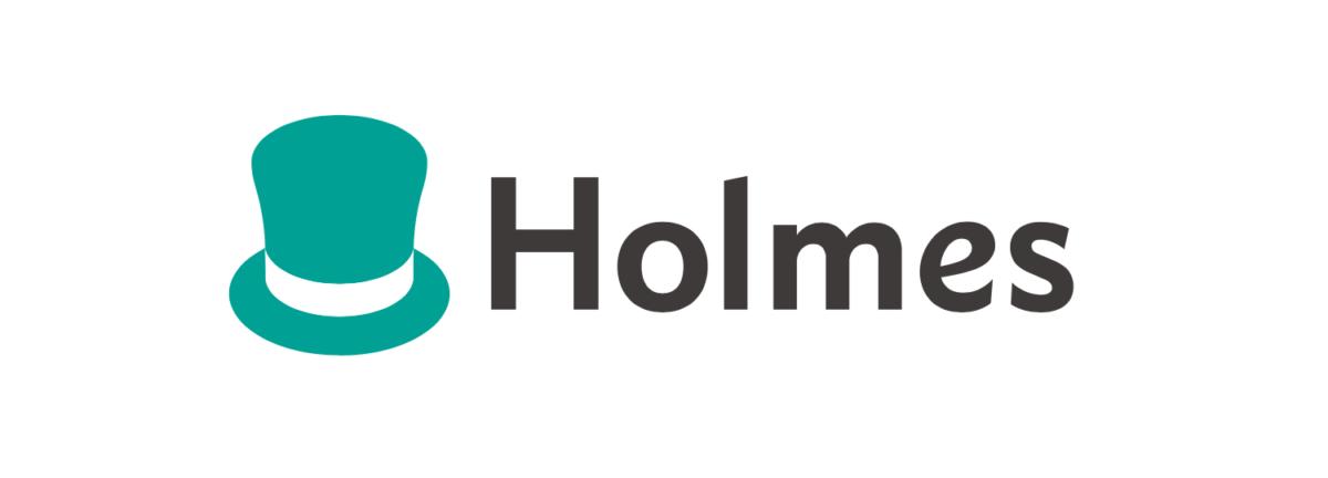 Holmesロゴ